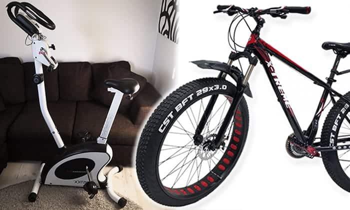 Kuntopyörä vs. Fatbike