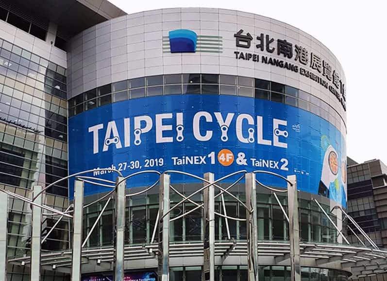 1400+ Messukojua – Taipein pyörämessujen parhaat polkupyörät