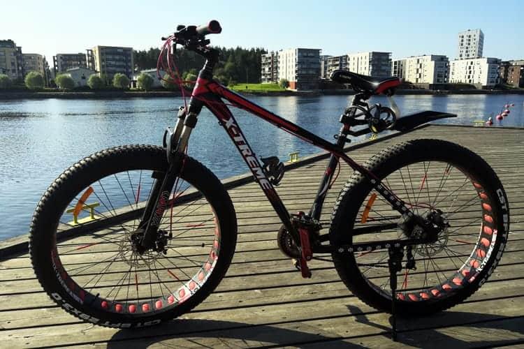 29″ fatbiken 1000km kestävyystesti – Kokemuksia & vinkkejä
