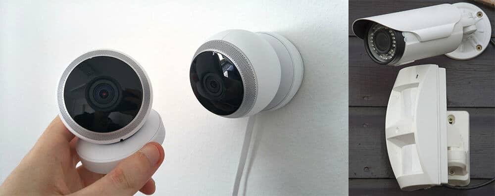 Mieti haluatko WiFi-kameran vai johdollisen kameran?