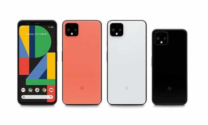 Google julkisti uudet Pixel 4 ja 4 XL älypuhelimet