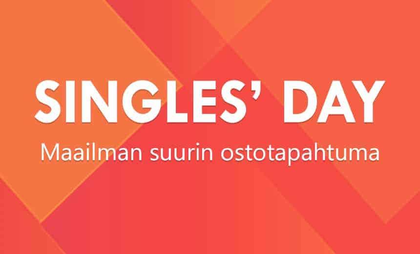 Singles' Day 11.11. – Maailman suurin ostotapahtuma