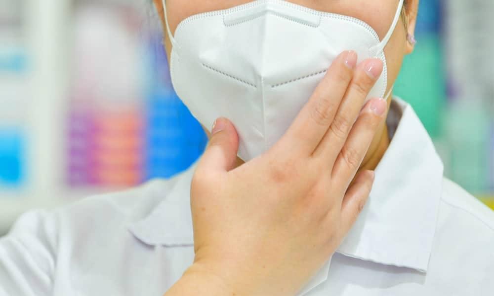 FFP-hengityssuojain
