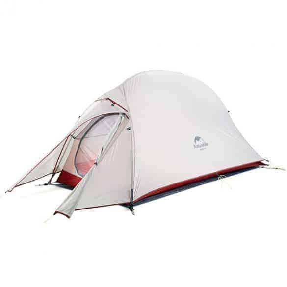 1 hengen ultrakevyt teltta